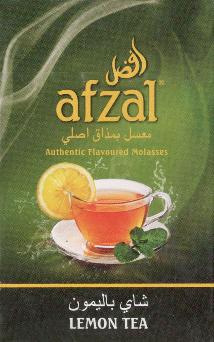 Табак Afzal- Лимонный Чай (Lemon Tea) фото