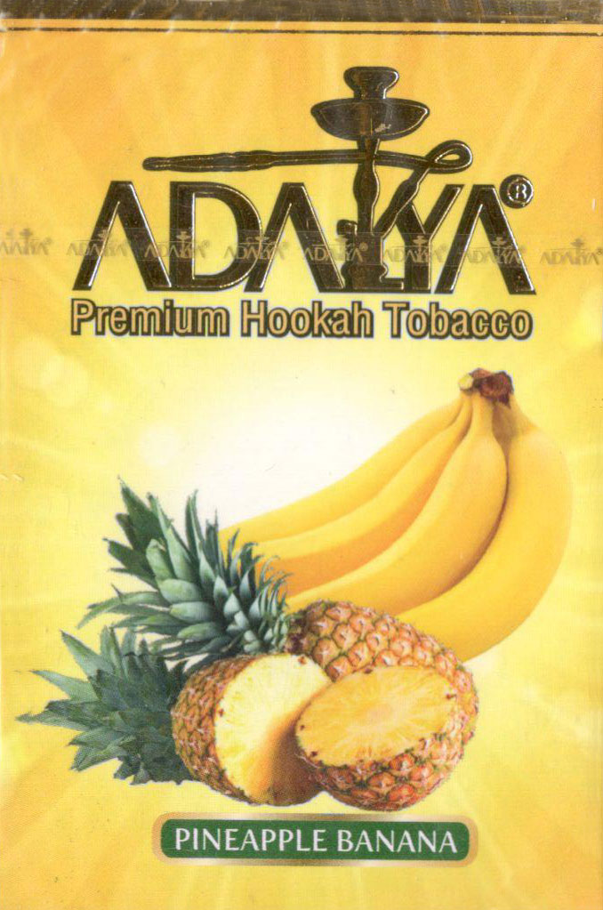Табак Adalya- Ананас Банан (Pineapple Banana) фото